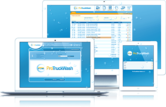 ProTruckWash software